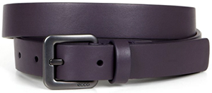Ecco Sculptured women's belt.