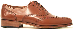 E. Vogel Bespoke Saville Dress Men's Shoe.
