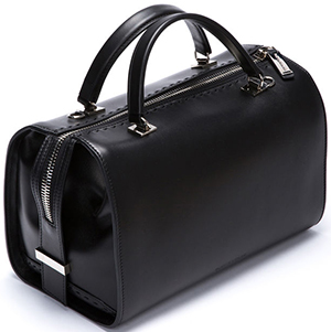 CoSTUME NATIONAL women's Medium Boston Bag: €1,202.