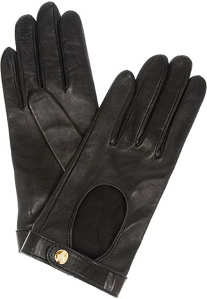 Yves Saint Laurent Men's Chyc leather driving gloves: €295.