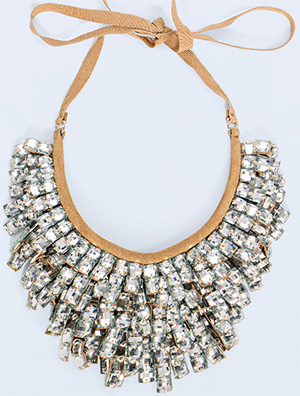 Ermanno Scervino women's necklace.
