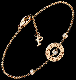 Piaget Possession Bracelet: US$2,000.