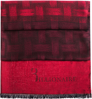 Billionaire Couture Men's Scarf.