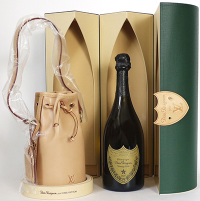Louis Vuitton X Dom Perignon Limited Edition Champagne Carrier (no. 0341/1000): price: US$1,780.