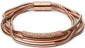Fossil Multi-Chain Women's Bracelet: £85.