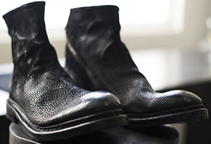 Augusta by Simone Cecchetto - The Last Conspiracy x S/T Boots: €1,000.