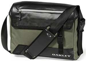 Oakley Halifax Courier Messenger bag: US$90.