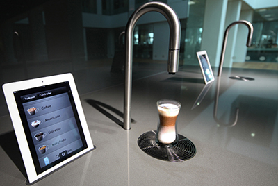 TopBrewer Smartphone Coffee Experience - 'A tap and an app': YouTube 4:57.
