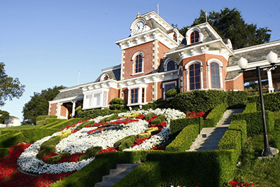 Neverland Valley Ranch (now the Sycamore Valley Ranch), 5225 Figueroa Mountain Road, Los Olivos, California 93441, U.S.A.