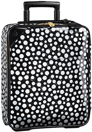Yayoi Kusama for Louis Vuitton Pegase 45: US$4,000.