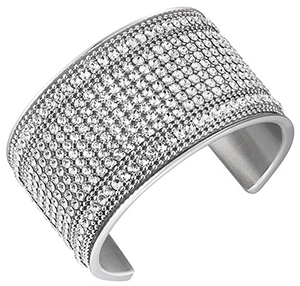 Swarovski Women's Fit Cuff: US$349.