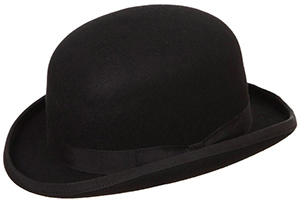 Austin Reed Black Bowler hat: £69.
