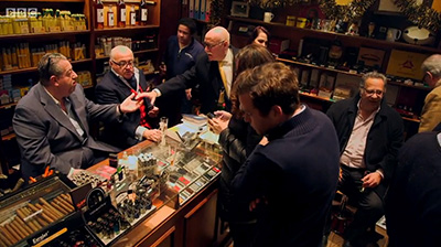 Sautter Cigars, 106 Mount Street, Mayfair, London W1K 2TW, England, U.K.