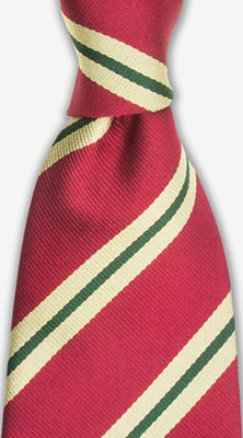 Gitman Bros. Regimental Tie Inniskillings: US$109.