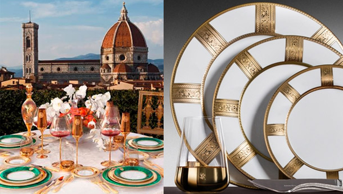 Stefano Ricci's Royal Suite Collection.