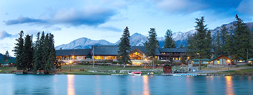 Fairmont Jasper Park Lodge, Old Lodge Road, Jasper, Alberta T0E 1E0, Canada.