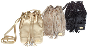 AnnaBís Chelsea Cross-Body Bucket bag: US$295.