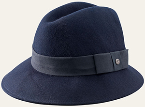 Timberland women's Crockers Beach Wool Fedora: US$39.99.