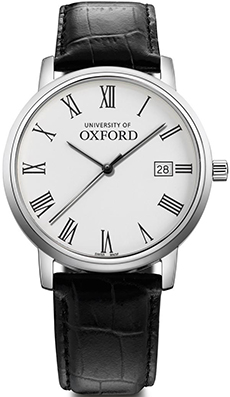 University of Oxford men's Swiss watch: £120.