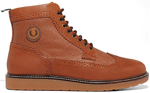 Fred Perry Northgate Men's Leather Boot: £120.