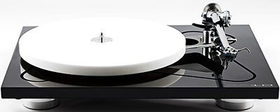 Rega RP10 skeletal turntable: US$5,495.