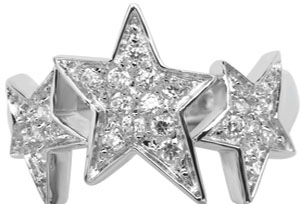 Thierry Mugler Shooting Stars Ring: £93.