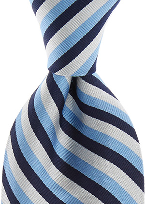 Vineyard Vines Three Stripes Woven Tie: US$125.