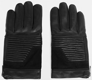 Zadig & Voltaire Fellini Men's Gloves: €125.