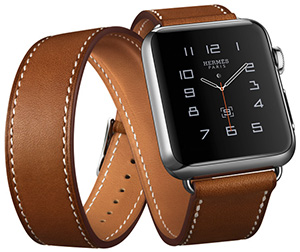 Hermès Apple Watch: US$1,250.