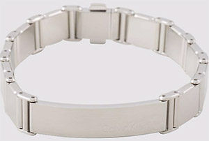 Calvin Klein Invigorate Men's Bracelet: €95.