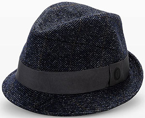Trussardi men's hat: US$119.