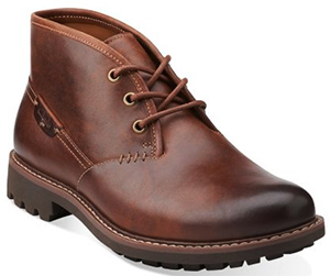 Clarks Montacute Duke men's shoe: US$140.