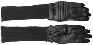 Kurt Steiger Women's Antonia Leather Gloves: £39.