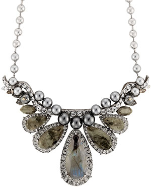 Vivienne Westwood Gilda Women's Necklace Antique Rhodium: €620.