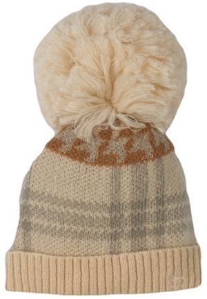 Woolrich Women's Patterned Hat: US$85.