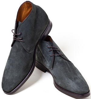 Domenico Vacca Men's Suede Shoes: US$1,450.