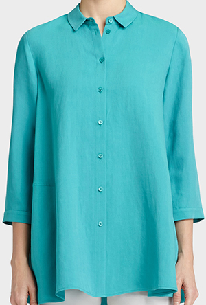 Lafayette 148 New York Enclave Cloth Ardene Blouse: US$398.