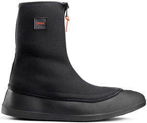 Allen Edmonds Swims 'Mobster Boot' Overshoes Black: US$149.