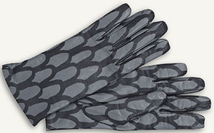 Marimekko Taru Women's Leather Gloves: €130.