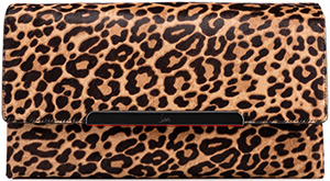 Christian Louboutin Women's Rougissime Clutch: US$1,495.