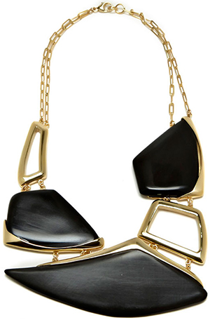 Maiyet Organic Geometric women's necklace: US$1,495.