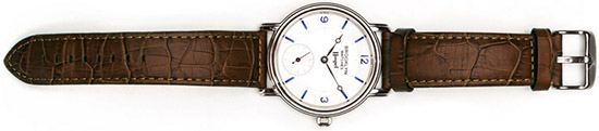 Haspel x Brooklyn Watches: US$1,499.