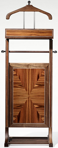 Linley Valet Stand: £4,500.