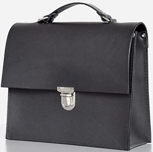 Alfie Douglas Alfie One Small Black women's bag: £250.