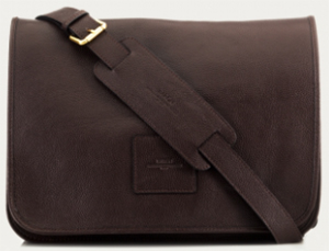 Baron Messenger Bag: €425.