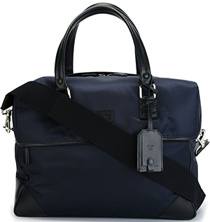 Canali men's 'Walk' bag: €1,120.