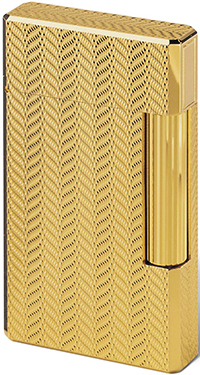 Davidoff gold plated Prestige Lighter: US$925.