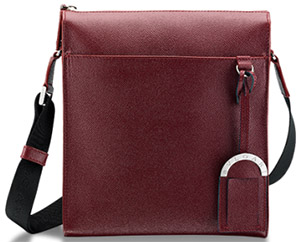 Bvlgari Bvlgari Man Messenger Bag.