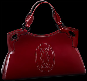 Marcello de Cartier women's handbag: US$1,780.