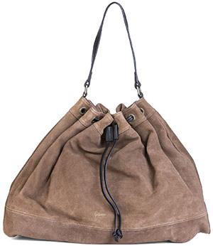 Castañer B.Riga suede women's bag: US$225.